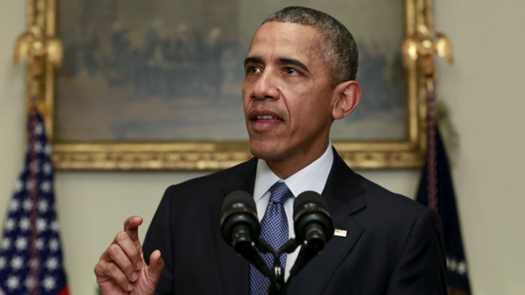 """Obama: El acuerdo climático ha mostrado """"lo que es posible cuando el mundo se une"""""""