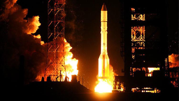 Entra en operación un satélite militar de Rusia