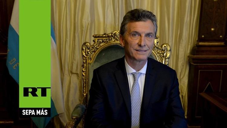 Mauricio Macri abre un nuevo ciclo en la política argentina