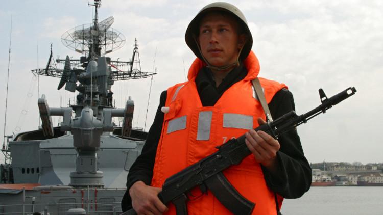 """Gobernador de Sebastopol sobre el incidente en el Egeo: """"La OTAN habría destruido el barco turco"""""""