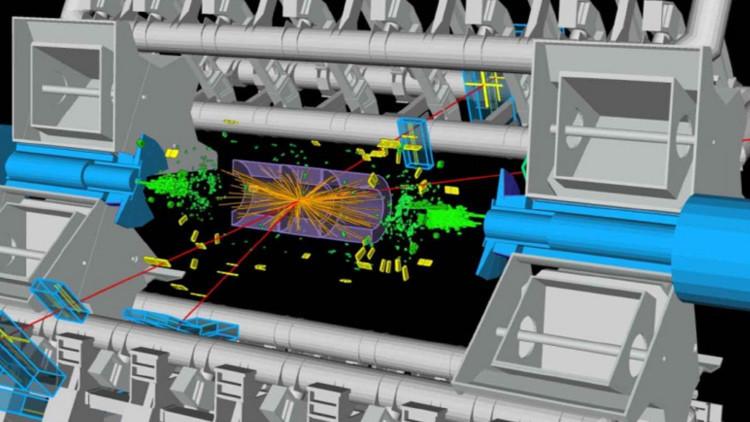 Físicos sospechan la posible existencia del segundo bosón de Higgs