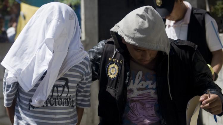 Cae en Guatemala uno de los líderes de la Mara Salvatrucha