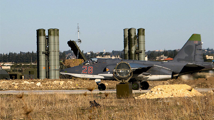 Rusia lanza 30-40 ataques diarios contra el EI y en apoyo del Ejercito Libre Sirio
