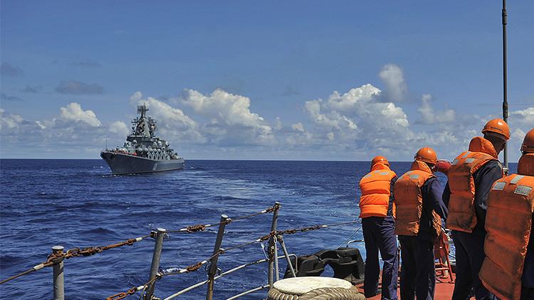 Retiran unas plataformas rusas de perforación en mar Negro por la amenaza terrorista