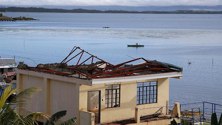 Videos: La furia del tifón Melor al tocar Filipinas