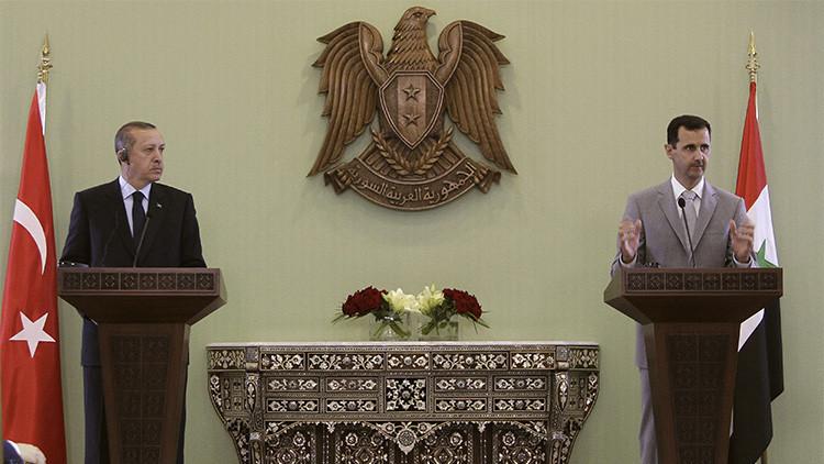 ¿Cuáles son los motivos del odio de Erdogan hacia Al Assad?