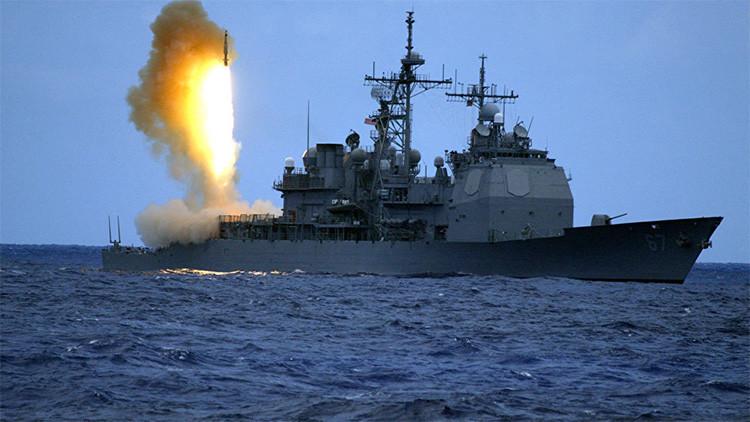 El creciente poderío de China socava el alcance naval de EE.UU.