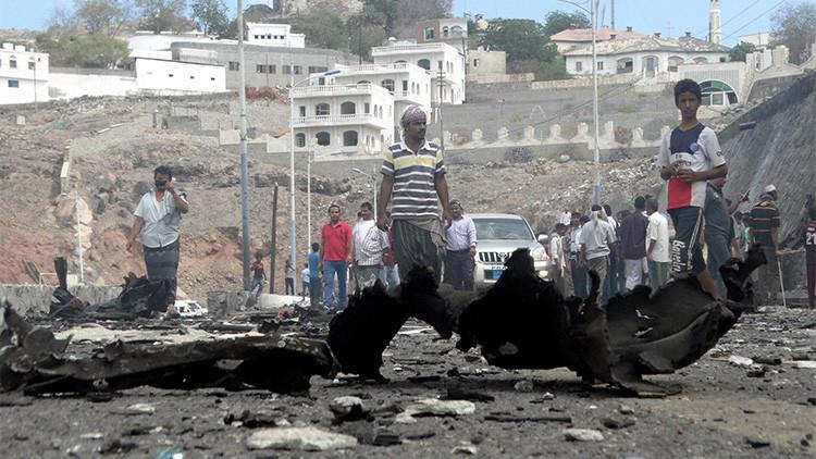 La coalición árabe mata a 15 civiles en ataques aéreos horas antes del alto el fuego en Yemen
