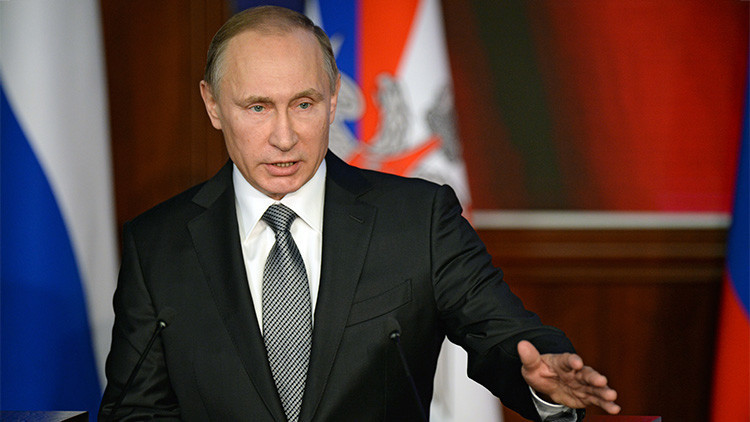 Putin ratifica que la Constitución rusa prevalezca sobre las cortes internacionales