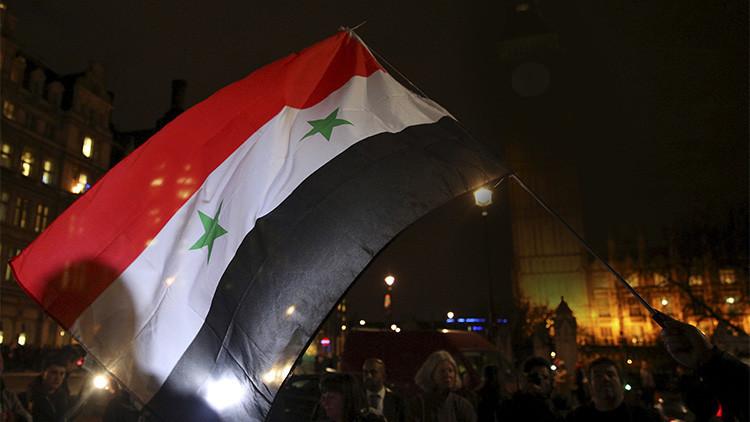 """""""El resultado de la guerra en Siria determinará todo el sistema internacional del siglo XXI"""""""