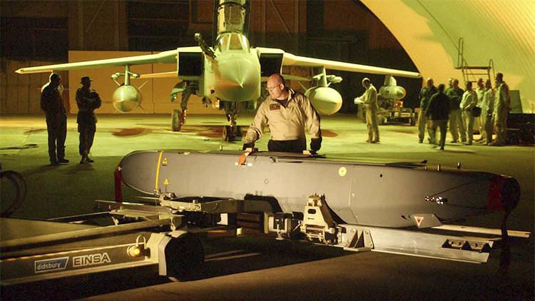 Francia utiliza por primera vez sus misiles de crucero contra el Estado Islámico en Irak