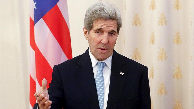 """Kerry a Putin: """"Rusia y EE.UU. pueden hacer mucho juntos"""""""