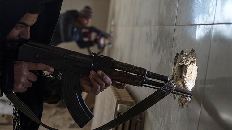 La oposición siria proporciona a Rusia coordenadas de instalaciones del Estado Islámico