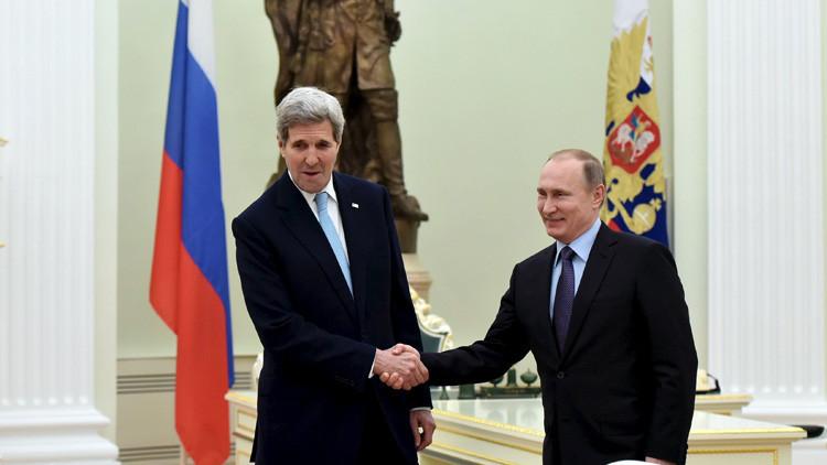 "Kerry: ""EE.UU. no busca aislar a Rusia"""