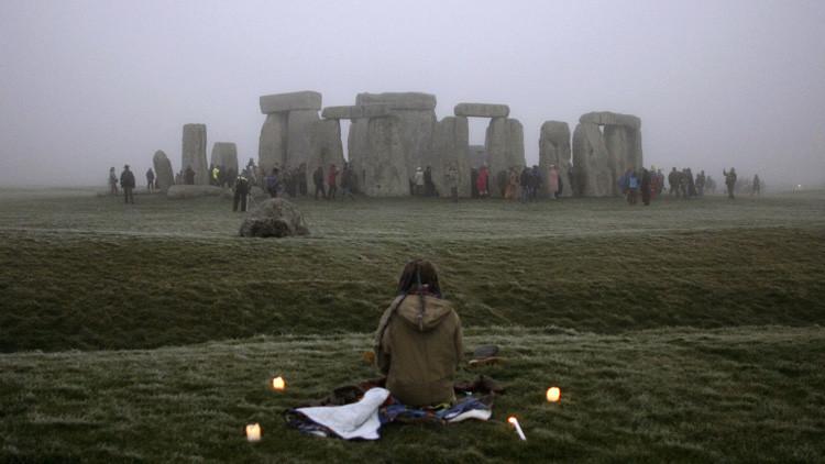 Descubren que las rocas de Stonehenge no fueron trasladadas por humanos
