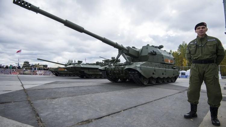 Video: El nuevo cañón ruso capaz de dar a una manzana de noche y a gran distancia