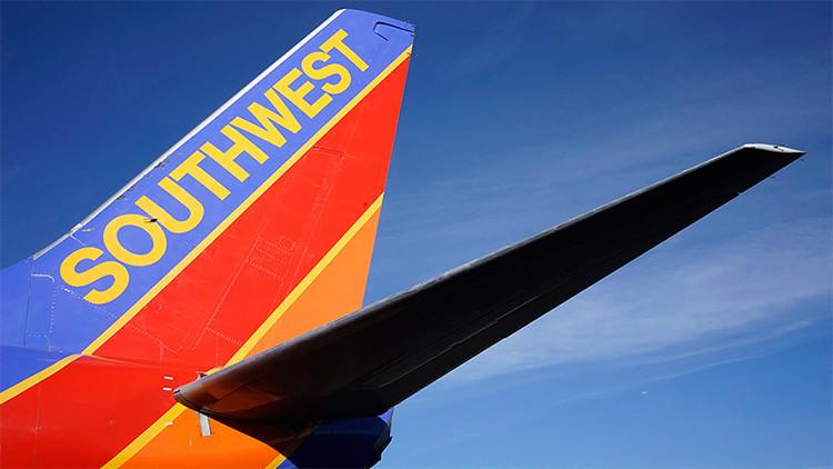 EE.UU.: Varios heridos tras despistarse un avión de Southwest Airlines en Nashville