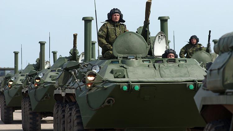 Nuevos tanques rusos: inmunes a las granadas e 'invisibles' a los radares