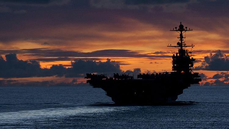 Aviso a China: India quiere otro portaaviones atómico construido en colaboración con EE.UU