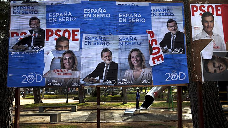 Mosaico electoral: RT pregunta a los partidos españoles sobre los temas internacionales clave