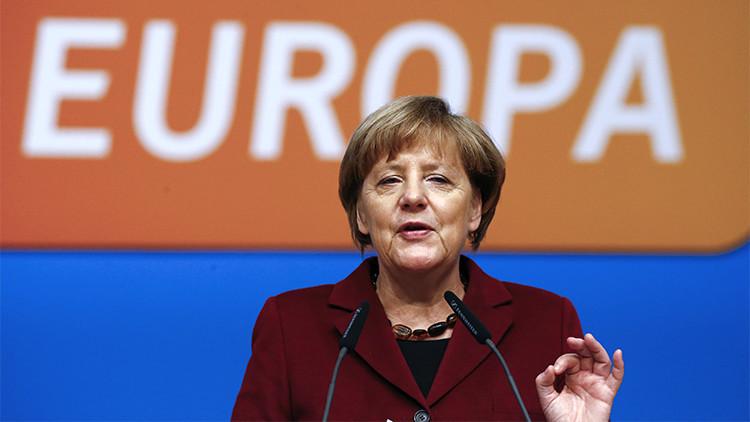 """Crisis de refugiados, """"una cita larga y solitaria de Alemania con la globalización"""""""