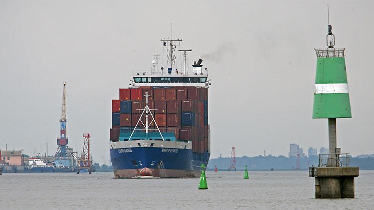 Medio turco: Ankara detiene 27 barcos comerciales rusos