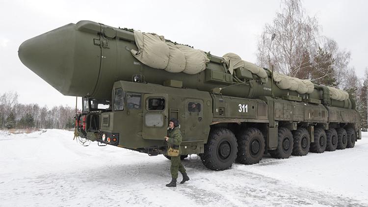 """Moscú: """"El sistema antimisiles de EE.UU. no resistiría un ataque de misiles estratégicos de Rusia"""""""