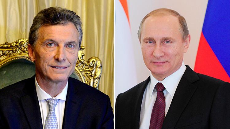 Argentina ratifica asociación estratégica con Rusia