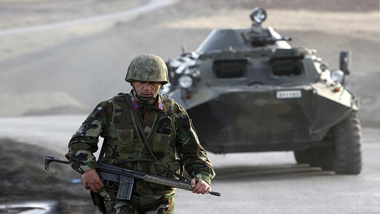 Turquía insiste en mantener sus tropas en Irak pese al rechazo de Bagdad