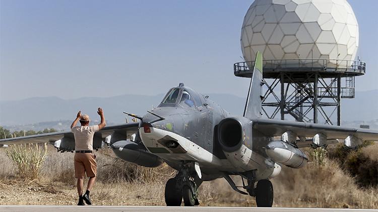 """Putin niega necesitar una base en Siria : """"Si queremos alcanzar a alguien lo haremos"""""""