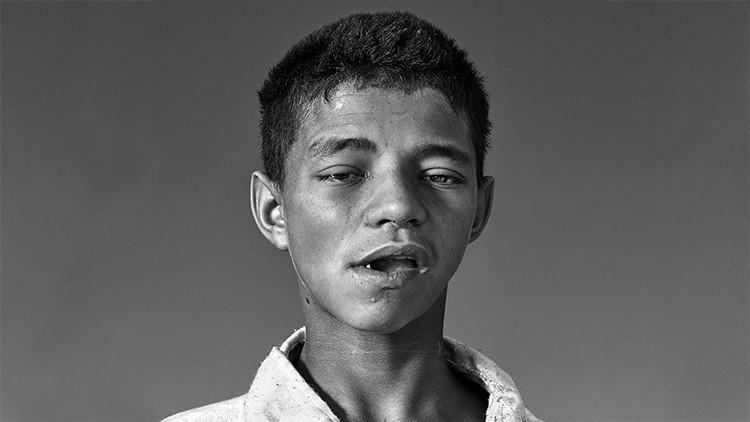 Los sobrecogedores rostros de Cracolandia, la última 'fortaleza' del crack en São Paulo