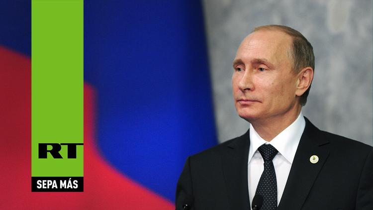 VIDEO COMPLETO: Rueda de prensa maratoniana de Vladímir Putin