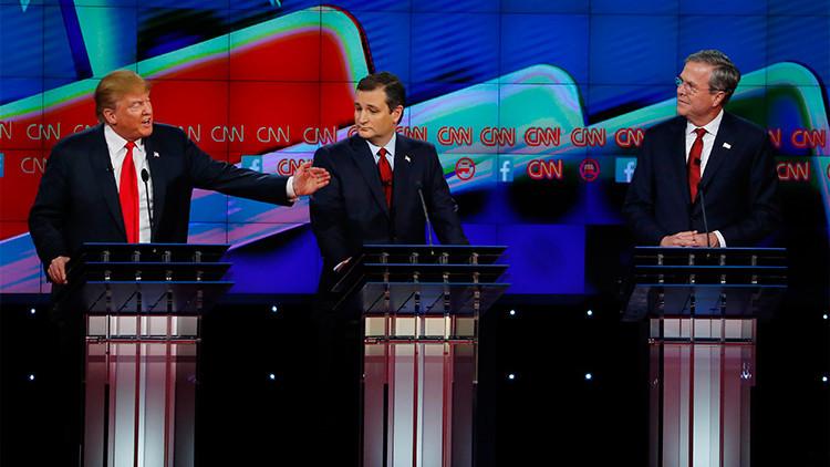 EE.UU.: Twitter se indigna ante la agresión verbal de los republicanos hacia Rusia