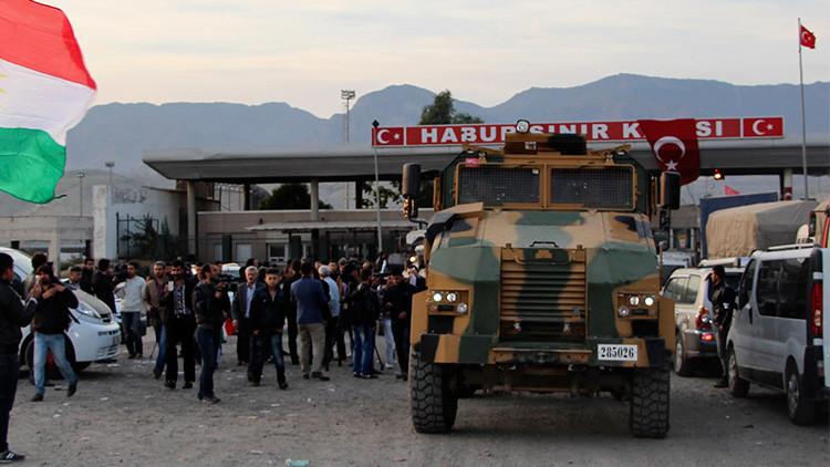 """""""Limpieza étnica y genocidio"""": Tropas turcas asaltan casas de civiles en una ciudad kurda (fotos)"""