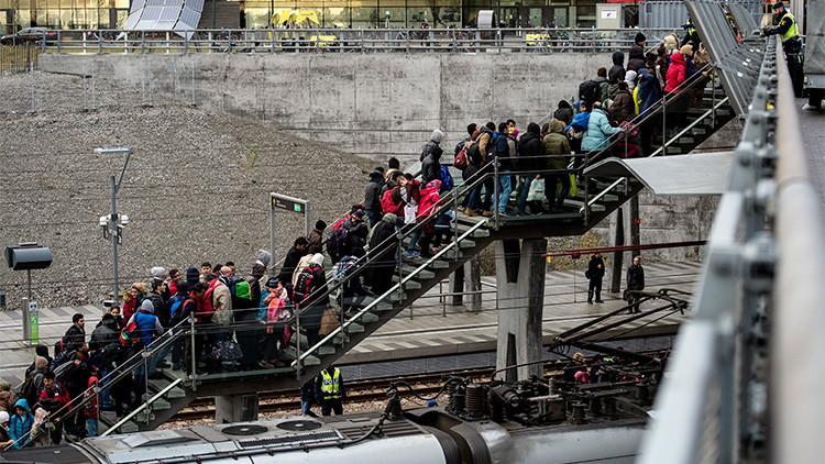 Dinamarca confiscará las joyas y el dinero de los refugiados