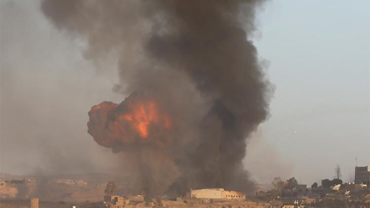 Dos misiles balísticos fueron lanzados hacia territorio de Arabia Saudita desde Yemen