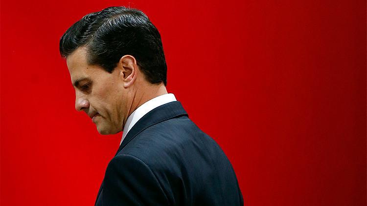 """Oposición mexicana promete convertir la 'Casa Blanca' de Peña Nieto en un """"museo de la corrupción"""""""