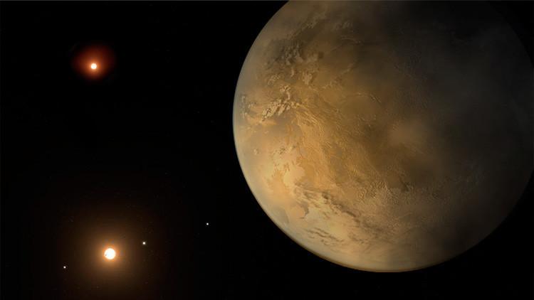 Descubren la causa del 'extraño baile' de un sistema planetario