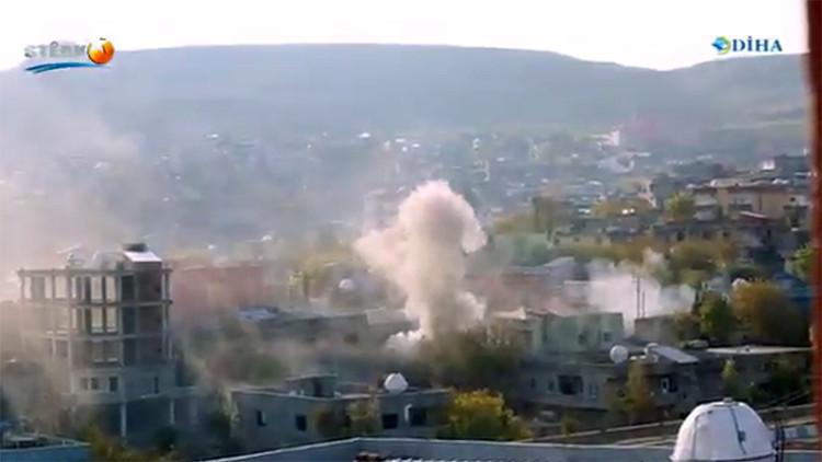 Las pruebas no cesan: Un nuevo video muestra cómo Turquía extermina a los kurdos
