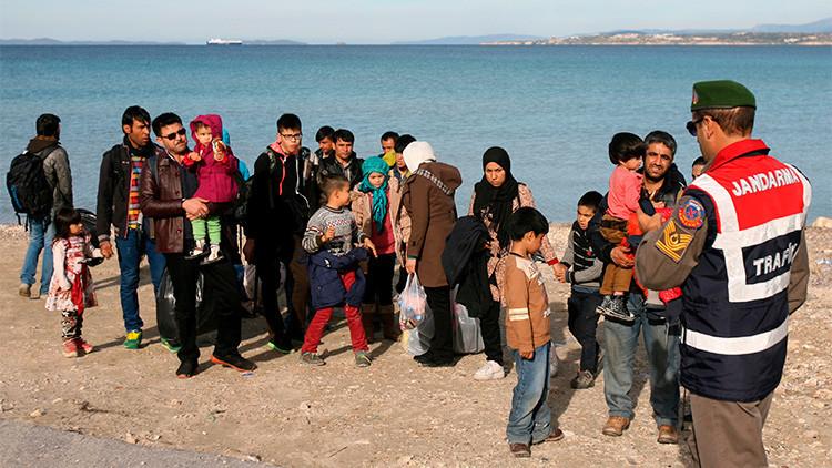 Turquía: Amnistía Internacional denuncia que el país devuelve a los refugiados a zonas de guerra
