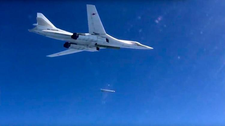 Cifra demoledora: Rusia revela el número de ataques aéreos estratégicos contra el Estado Islámico
