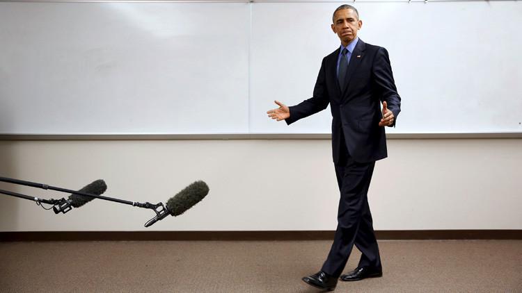 """La """"esquizofrenia de la Casa Blanca"""" en la política exterior"""