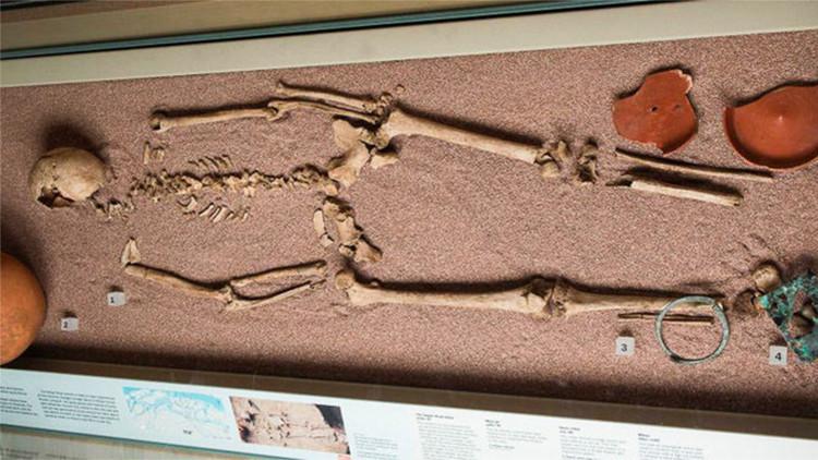 ¿Hombre o mujer? Un esqueleto romano de 2.000 años intriga a los científicos