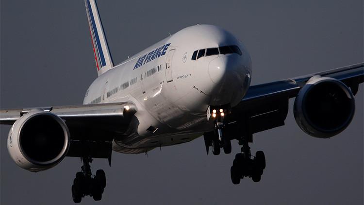 Un avión de Air France aterriza en Kenia debido a una amenaza terrorista