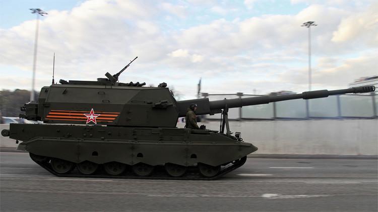 Video: Los secretos mejor guardados del cañón 'francotirador' ruso