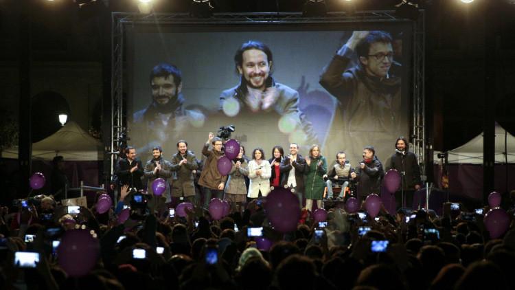 """""""Fin al sistema del turno en España"""": Podemos revela sus tres condiciones inaplazables para pactar"""