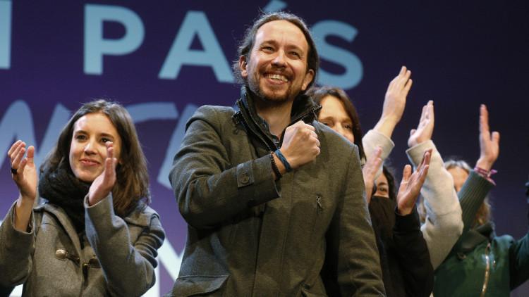 """Pablo Iglesias y su mensaje a Europa: """"España no será la periferia de Alemania nunca más"""""""