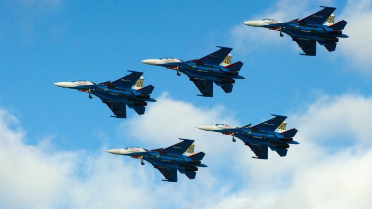 Los aviones de combate más populares del mundo: tres cazas rusos en el 'top 10'