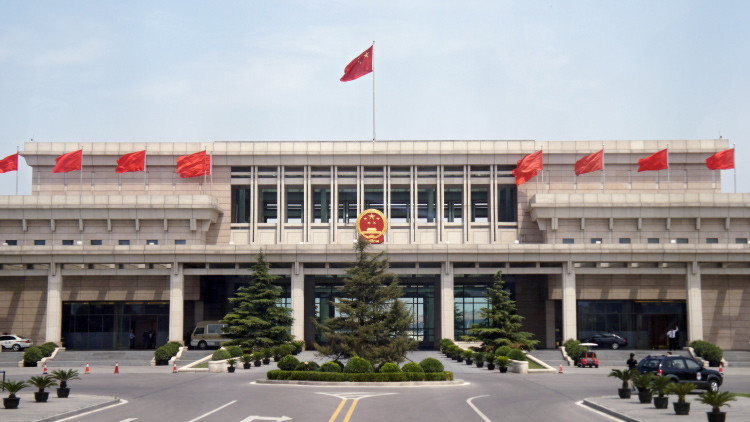 China lanza un misil intercontinental desde un 'tren nuclear'