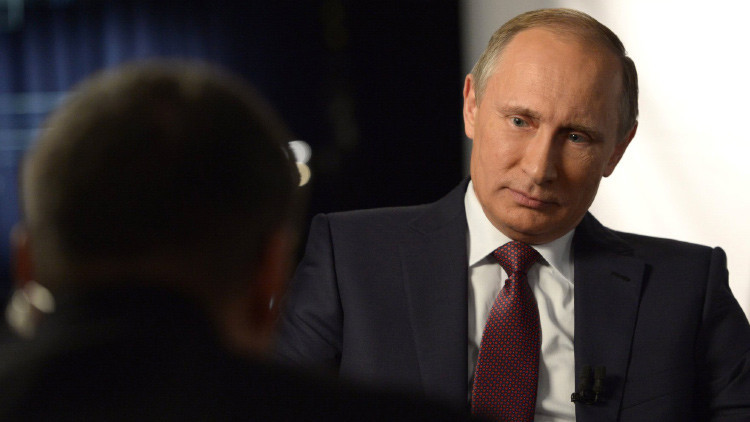"""Putin: """"Occidente teme la recreación de la URSS, pese a que nadie la planea"""""""